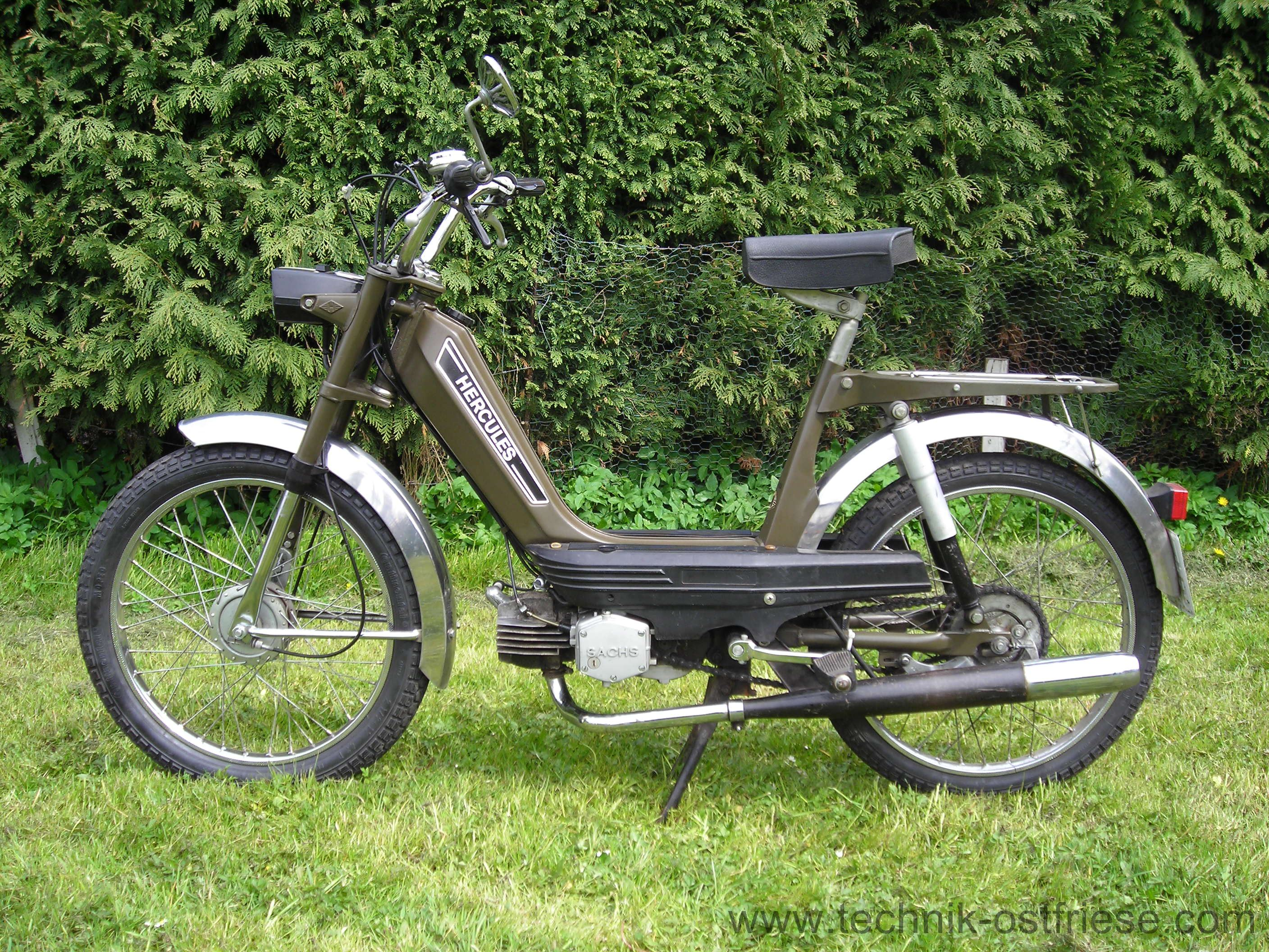 Sachs moped 15