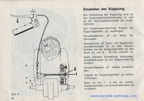 schaltung klemmt bei laufendem motor