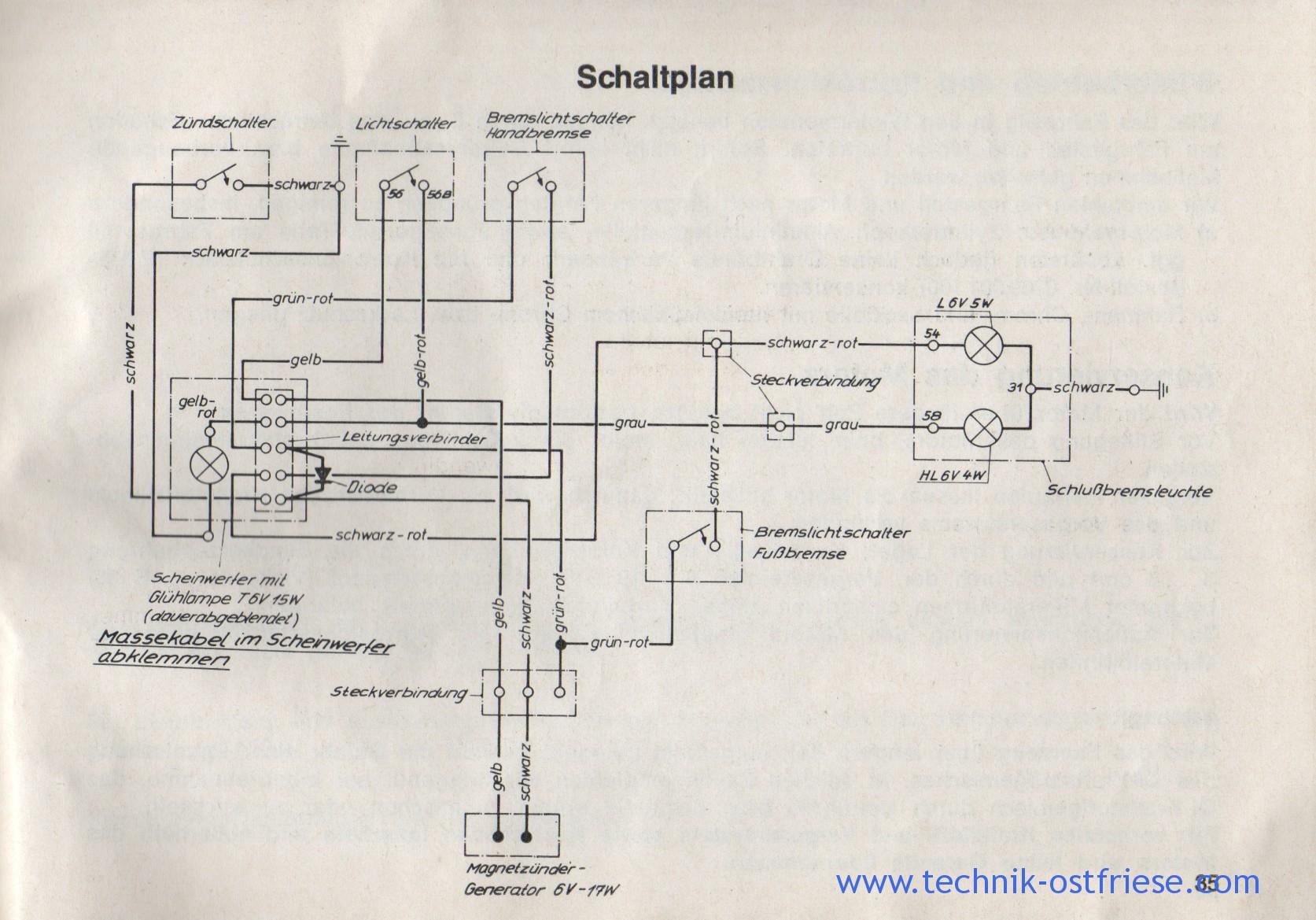 Hercules G3 Betriebsanleitung | Schaltplan