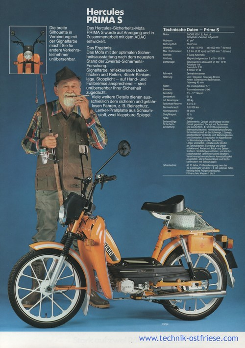 hercules prospekt mofas 1980. Black Bedroom Furniture Sets. Home Design Ideas